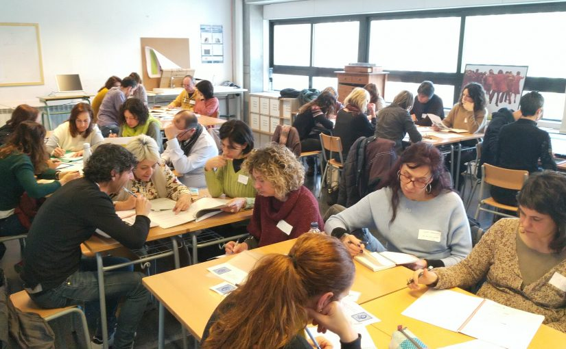 Aprenem junts reflexionant sobre l'aprenentatge basat en projectes